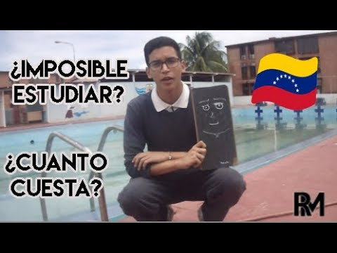 ¿CÓMO ES LA EDUCACIÓN EN VENEZUELA?/colegios privados vs públicos/