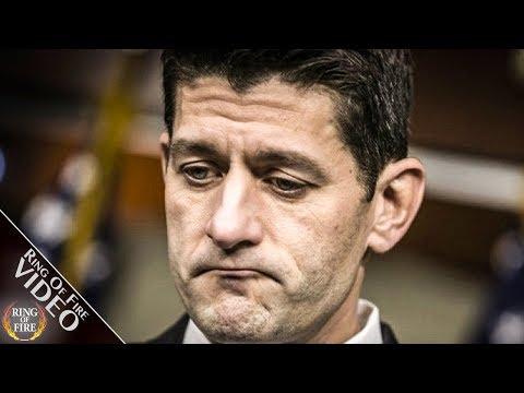 Paul Ryan In The Crosshairs As Republicans Consider Replacing Him As Speaker