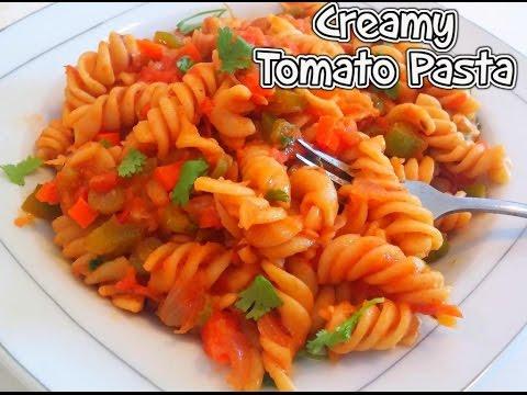 Tomato Pasta | Creamy Tomato Pasta | Easy Pasta Recipes