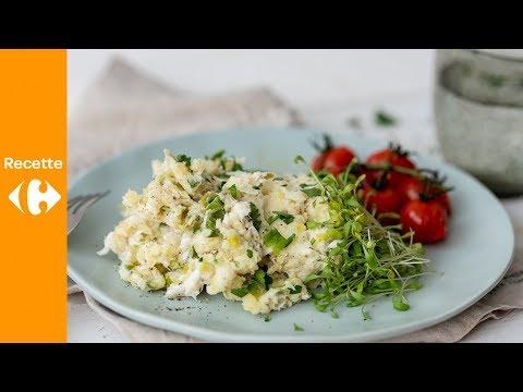 brandade-d'aiglefin-aux-poireaux-et-tomates-cerises-grillées