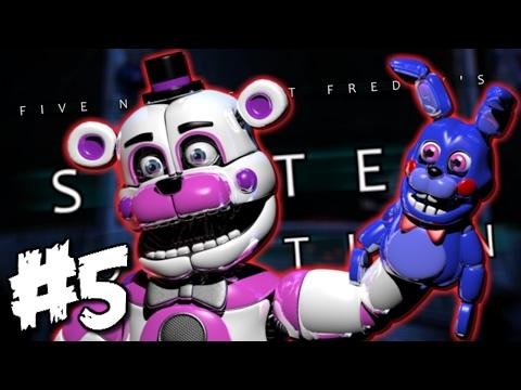 МНОГО ПО-ДОБРЕ!! | Five Nights at Freddy's: Sister Location - Епизод 5 (feat. TOON Voice България)