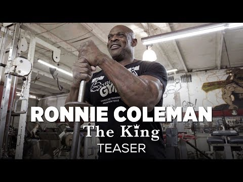 Ronnie Coleman: The King - Teaser Trailer (HD) | Bodybuilding Movie