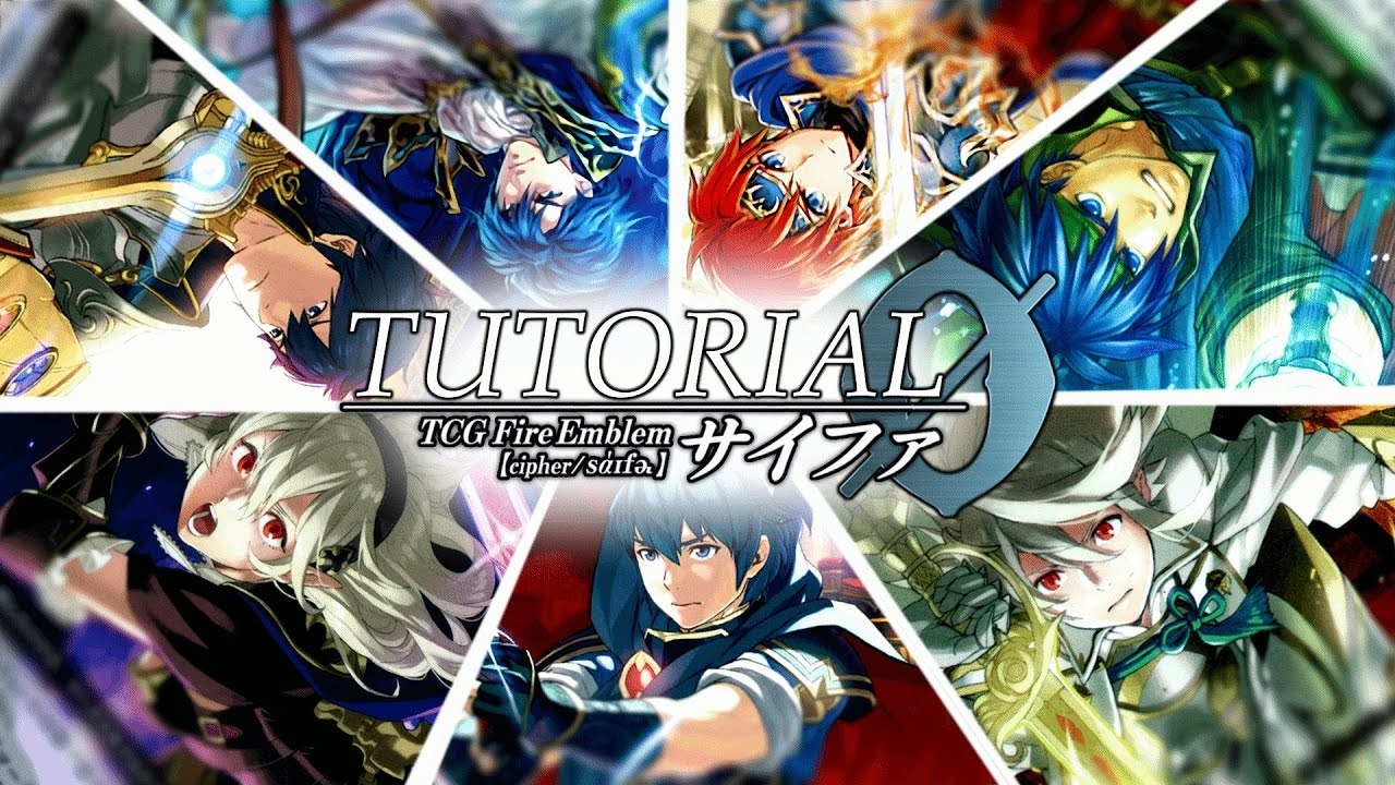 What is Fire Emblem Cipher?