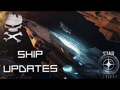 Star Citizen : Ship Updates JUMBO - SIZED Polaris Edition 10-14-2016