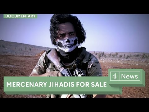 The Private Military Contractor for Jihadis (documentary)