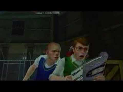 Bully {Rockstar games} Jack Thompson's favorite game