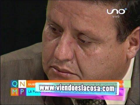DUEÑO DE 'KATANAS' EN SU RÉPLICA AFIRMA QUE SU HIJA ESTÁ MAL Y QUE TUVO TRATAMIENTOS PSIQUIÁTRICOS