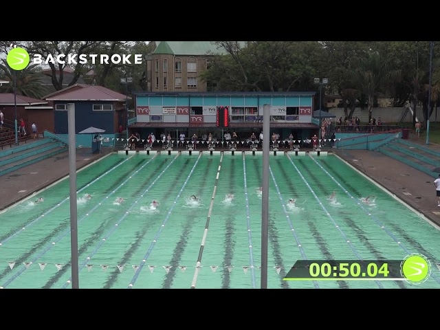 #201 Mixed 100 LC Meter Freestyle Heat 12 of 15