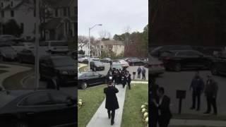 Satmar Rebbe R' Zalman Leib  Arriving In Lakewood For A Fundraiser - Kislev 5777