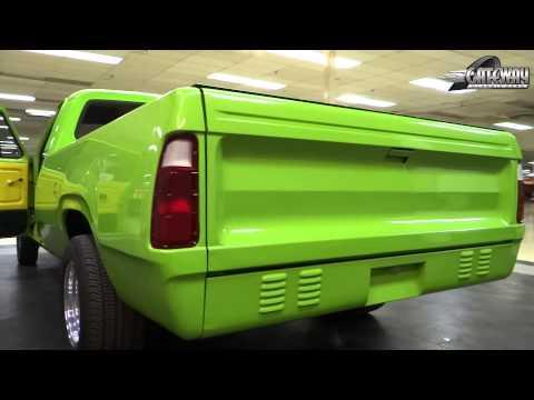 1974 Dodge D100 - Stock #5866 - Gateway Classic Cars St. Louis