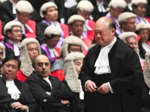 Chief Justice Geoffrey Ma's 'Personal View' on Interpreting