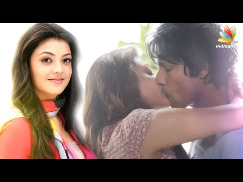 Kajal Aggarwal's Lip-Lock Scene removed by Censor Board | Hot Cinema News