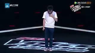 Voice china kids..dikira cewek suara merdu