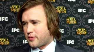 Haley Joel Osment (voice of Sora) comments on KINGDOM HEARTS III