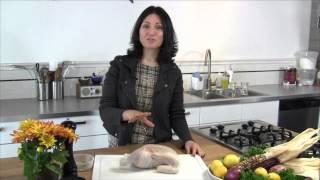 How To Deep Fry A Turkey: Part 1 - Organic Turkey Dry Rub
