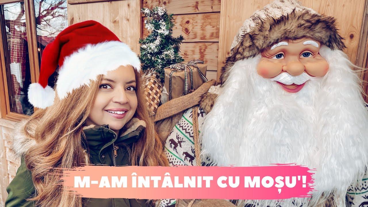 Am vizitat târgul de Crăciun din Montreux și l-am văzut pe Moșu' zburând deasupra Lacului Leman