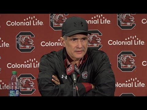 Frank Martin NCAA Selection Press Conference — 3/12/17