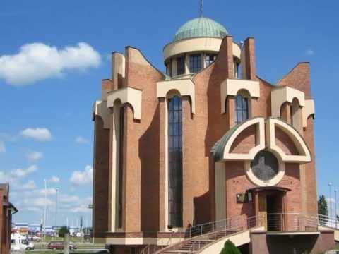 Sanktuarium Matki Bożej Fatimskiej W Szczecinie.  Ave Maria - Wyk. Adrian Kulesza