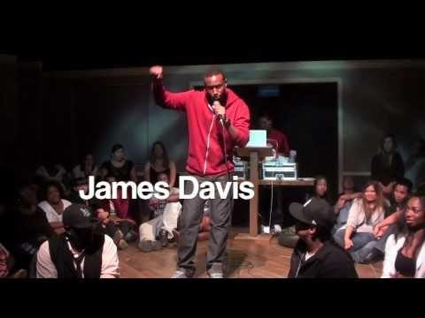 James Davis on being broke