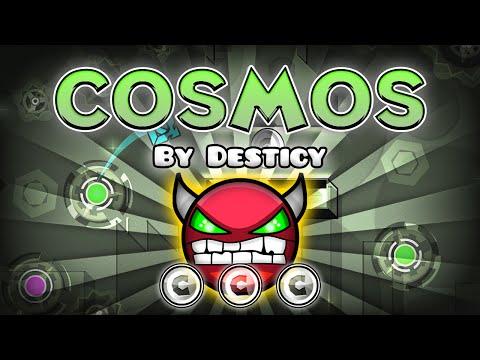 Geometry Dash [2.0] (Demon) - Cosmos by Desticy | GuitarHeroStyles