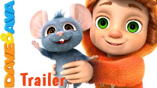 One Little Finger Part 2 - Trailer | Nursery Rhymes and Baby Songs from Dave and Ava