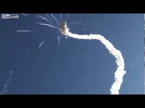 """""""quả pháo hoa""""  S-300 phát nổ tuyệt đẹp !!!"""