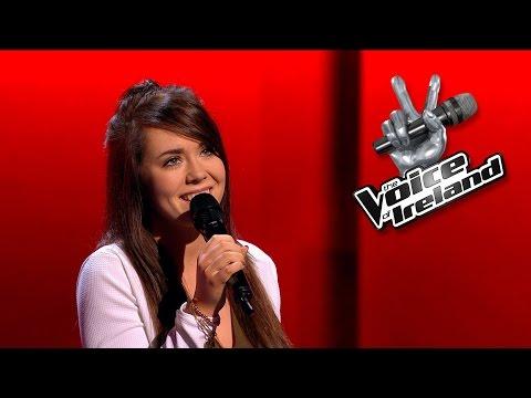Caoimhe McCarthy - Flashlight - The Voice of Ireland - Blind Audition - Series 5 Ep2