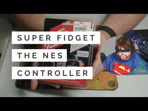 Super Fidget - NES Controller