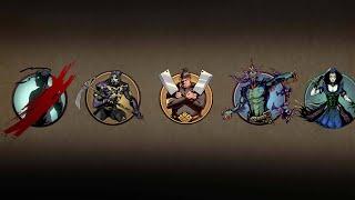 Shadow Fight 2 - Врата Теней(Фатум,Вортекс,Древний,Дрыщь Мясник)