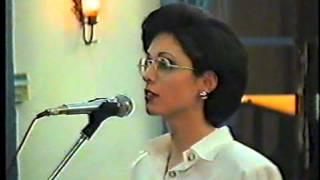 7 5 1998 Yalova Musikİ DerneĞİ Konserİ Şef ErdİnÇ Çelİkkol Solİst Nuran Uzun