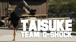 TAISUKE for Team G-SHOCK in Tokyo | YAK FILMS
