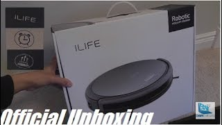 Unboxing: iLife A4S - Robotic Vacuum Cleaner?!