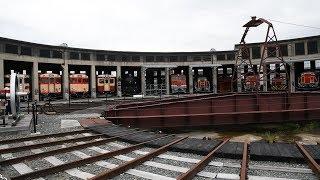 「鉄道遺産の頂点」8年ぶりに指定 建造80年の転車台 「津山まなびの鉄道館」
