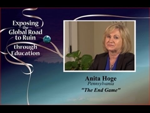 Anita Hoge - The End Game of Assessment