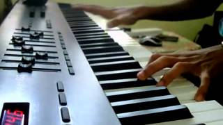 Anuraagathin Velayil Piano Version