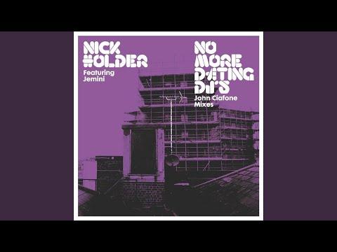 No More Dating DJs (John Ciafone Vocal Mix)