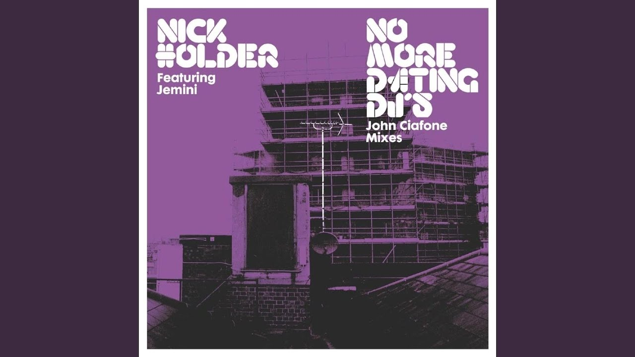 Shop for Nick Holder - No More Dating DJs reissues and original pressings on vinyl, CD, and cassette.
