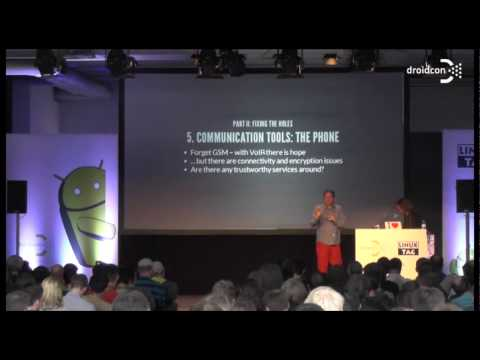 droidcon 2014: Keynote: Android beyond Snowden - Ralf C. Sta