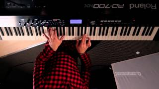 COVERED KEYS TUTORIAL SESSION | Official from Planetshakers This Is Our Time live recording