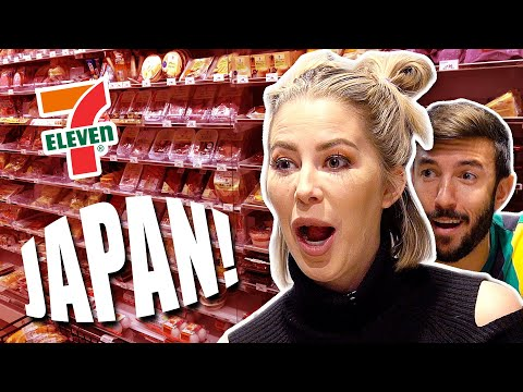 We Tried Everything In 7-Eleven Japan
