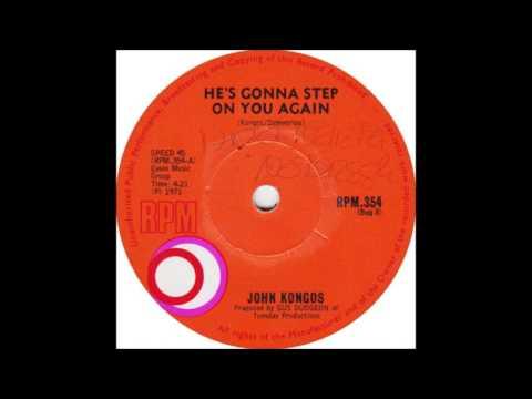 John Kongos * He's Gonna Step On You Again  1971  HQ