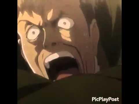 Attack On Titan Oluo S Death English Dub Youtube