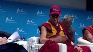 Visite du Dalaï Lama à l