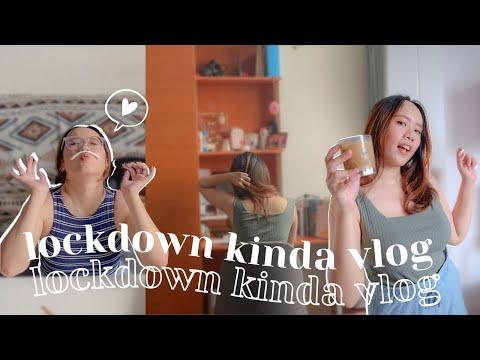 Kinda Vlog | Giãn Cách Ở Nhà Làm Gì Cho Vui