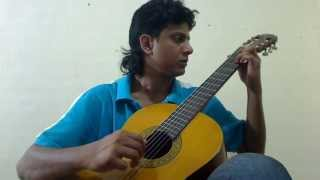 Hanthanata Payana Handa Classical Guitar Version