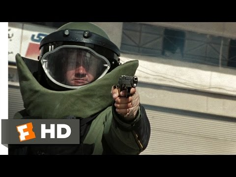 The Hurt Locker (1/9) Movie CLIP - You Wanna Back Up? (2008) HD