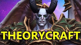 ♥ Mal'Ganis First Impressions & Theorycrafting - Heroes of the Storm (HotS Gameplay)
