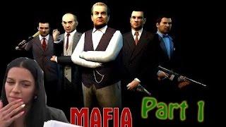 """Mafia Part 1 """"Rychlý prachy"""" (sk koment) w/Plyšák *HD"""