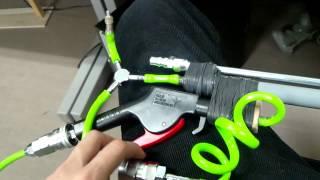 Video | Chế tạo súng hơi | Che tao sung hoi
