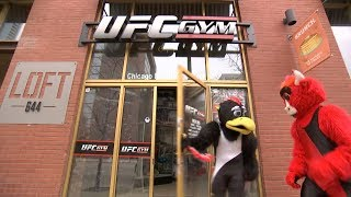 Benny The Bull & Tommy Hawk Prep For UFC 225